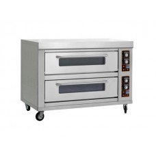 Restoquip Deck Oven - Electric - 2 Deck 4 Tray