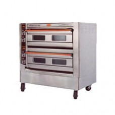 Restoquip Deck Oven - Electric - 2 Deck 6 Tray